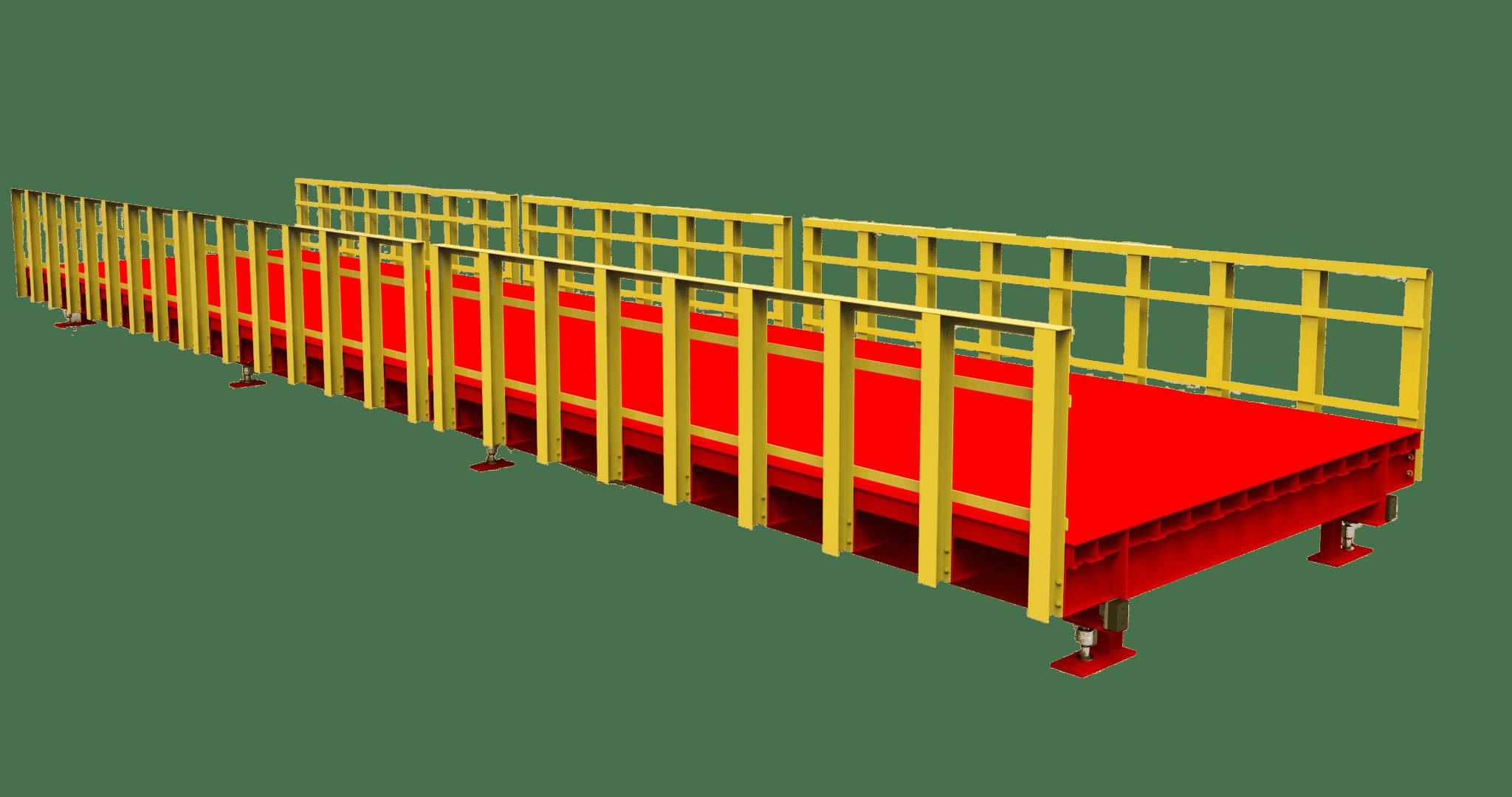 Heavy-Duty Truck Scale