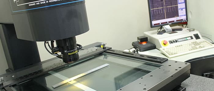 Optical and Video Measuring